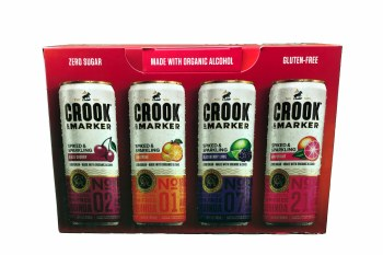 Crook & Marker Red Variety 8pk 11.5oz Cans