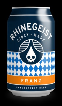 Rhinegeist Franz Oktoberfest 12oz Can
