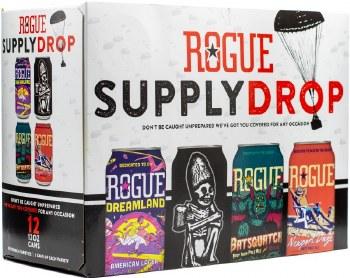 Rogue Supply Drop Variety 12pk 12oz Cans