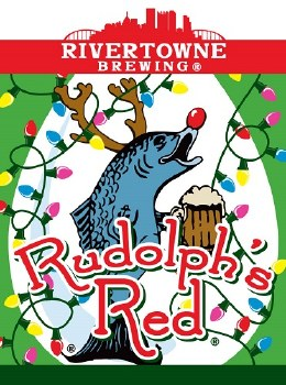 RiverTowne Rudolph's Red Spiced Ale 6pk 12oz Cans