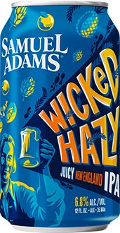 Sam Adams Wicked Hazy 12oz Can