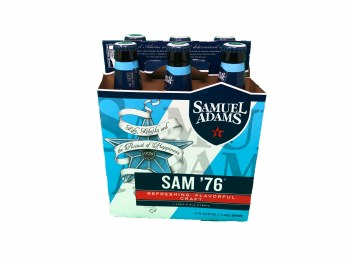 Sam Adams 76 6pk 12oz Bottles