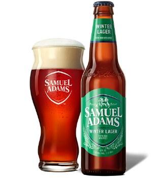 Sam Adams Winter Lager 12pk 12oz Bottles