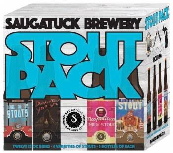Saugatuck Stout Variety 12pk 12oz Bottles