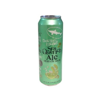 Dogfish Head Sea Quench Ale Session Sour 19.2oz Can