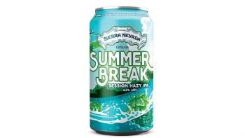 Sierra Nevada Summer Break Session Hazy IPA 12oz Can