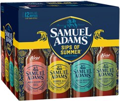 Sam Adams Sips of Summer Variety 12pk 12oz Bottles