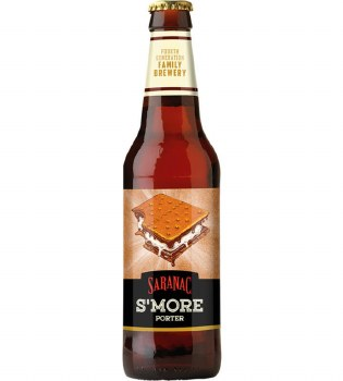 Saranac Smore Porter 12oz Bottle