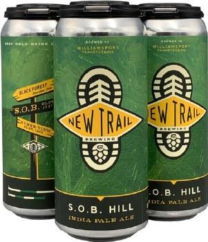 New Trail SOB Hill IPA 4pk 16oz Cans