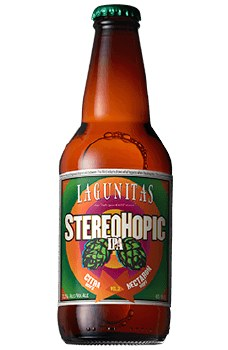 Lagunitas StereoHopic IPA Volume 3  6pk 12oz Bottles