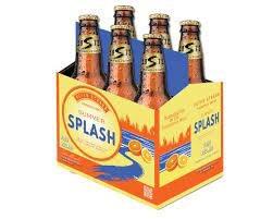 Straub Summer Splash 6pk 12oz Bottles