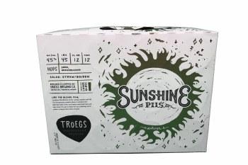 Troegs Sunshine Pils 12pk 12oz Cans