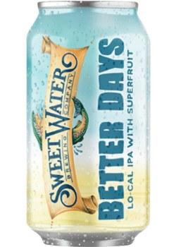 Sweet Water Better Days Kinda Sorta IPA with Superfruit 12oz Can