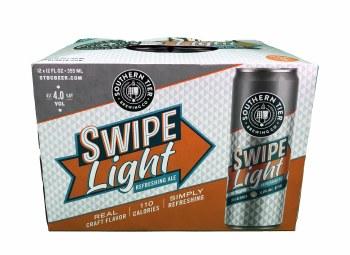 Southern Tier Swipe Light 12pk 12oz Cans