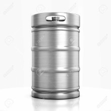 Bells Official Hazy IPA 1/2  Keg
