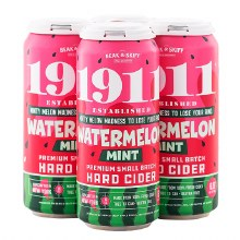 1911 Watermelon Mint Hard Cider 4pk 16oz Cans