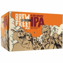 21st Amendment Blood Orange IPA 6pk 12oz Cans