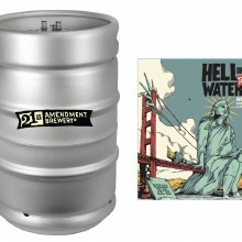 21st Amendment Watermelon 1/2 Keg