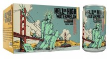 21st Amendment Hell or High Pomegranate 6pk 12oz Cans