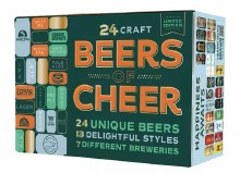 24 Beers of Cheer Variety 24pk 12oz Cans