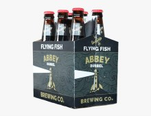 Flying Fish Abbey Dubbel 6pk 12oz Bottles