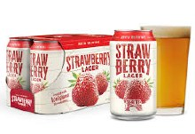 Abita Strawberry Lager 6pk 12oz Cans