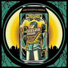 Two Roads Accelerator Doublebock 6pk 12oz Cans