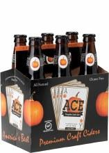Ace Pumpkin Cider 6pk 12oz Bottles