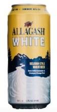 Allagash White Belgian Style Wheat 19,2oz Can