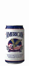 American Light 30pk 12oz Cans