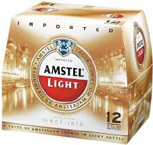 Amstel Light 12pk 12oz Bottles