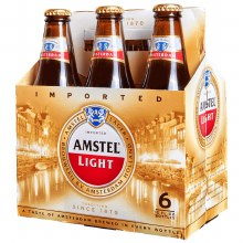 Amstel Light 6pk 12oz Bottles