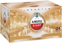 Amstel Light 24pk 12oz Bottles