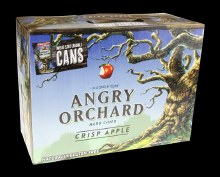 Angry Orchard Crisp Apple 12pk 12oz Cans