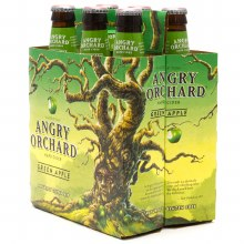 Angry Orchard Green Apple Hard Cider 6pk 12oz Bottles