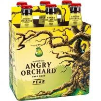 Angry Orchard Hard Pear Cider 6pk 12oz Bottles