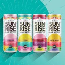Arizona Sunrise Hard Seltzer Variety 12pk 11.5oz Cans
