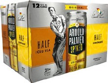 Arnold Palmer Spiked Iced Tea 12pk 12oz Cans