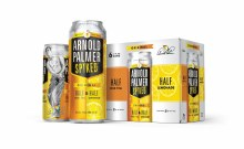 Arnold Palmer Half and Half Spiked Iced Tea 6pk 12oz Cans