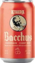Bacchus Kriekenbier Cherry Sour Beer 10oz Can