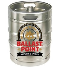 Ballast Point Sculpin IPA 1/2 Keg