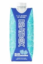 Beatbox Blue Razzberry Zero Sugar 16.9oz Juice Box