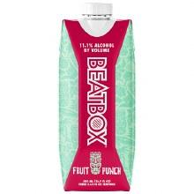 Beatbox Fruit Punch Zero Sugar 16.9oz Juice Box