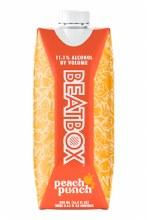 Beatbox Peach Punch Zero Sugar 16.9oz Juice Box