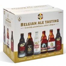 Belgian Sampler 6pk 12oz Bottles