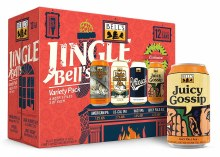 Bells Jingle Bells Variety 12pk 12oz Cans