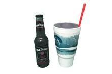 Jack Daniels Berry Punch 32oz Slushy