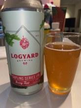 Logyard Sapling Series 8 Berry Tart 4pk 16oz Cans