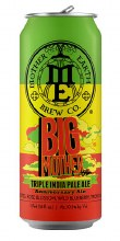 Mother Earth Big Mother Triple IPA 16oz Can