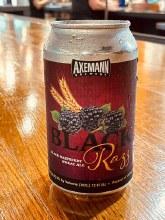 Axemann Black Raspberry Wheat Ale 12oz Can